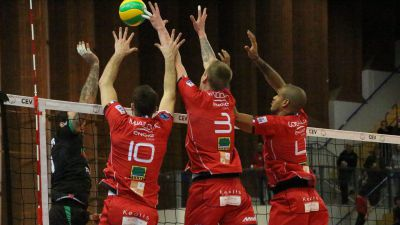Volley-ball. Chaumont rate de peu l'exploit face à Novosibirsk en Ligue des Champions