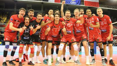 Volley-ball : Chaumont se qualifie pour les playoffs de Coupe d'Europe