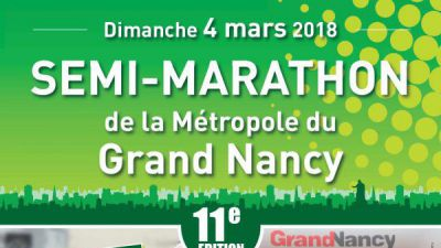 Le grand Nancy se prépare au semi-marthon