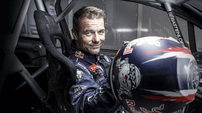 Devenir copilote de Sebastien Loeb, la nouvelle attraction du Futuroscope
