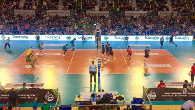 Volley-ball : Chaumont bat Tourcoing aux play-offs 3-2