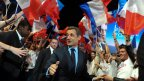 Nancy : Nicolas Sarkozy en meeting le 3 novembre