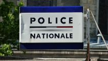 Panneau police nationale