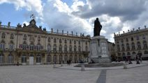 Place Stanislas NAncy de jour archive FTV