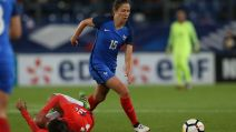 Elise Bussaglia équipe de France football