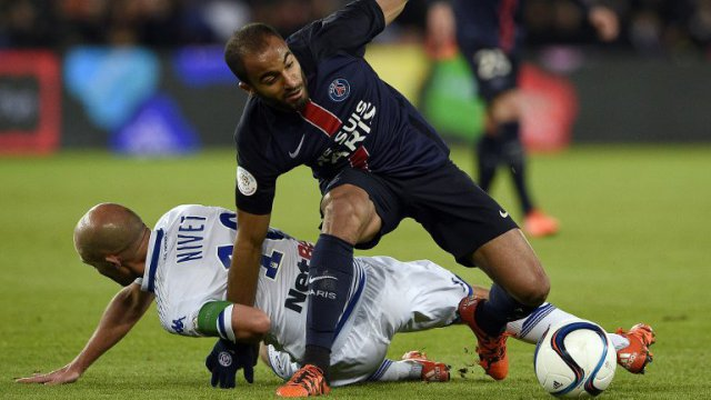 Ligue 1 : Troyes s'incline face au PSG (4-1)