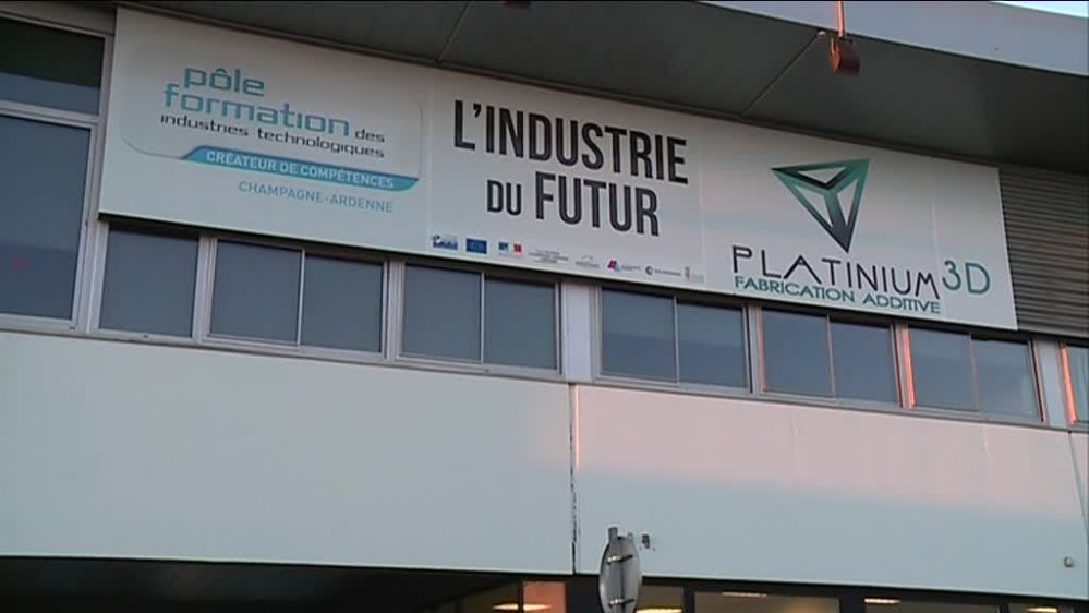 Platinium 3D (Ardennes) : un site unique en France
