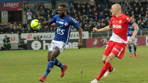 Ligue 1 : le Racing de Strasbourg s'incline sur sa pelouse face à Monaco