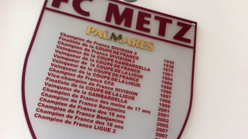 Paris - Le FC Metz s'impose 2-1 face au Red Star et gagne son ticket pour la Ligue 1