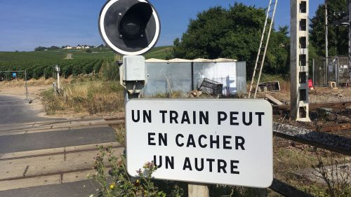 Accident d'Avenay-Val-d'Or : plus de bus scolaire au passage à niveau