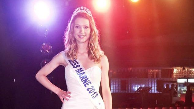 Louise Bataille - Miss Marne 2013 / © Photo : Miss Marne - MD Organisation