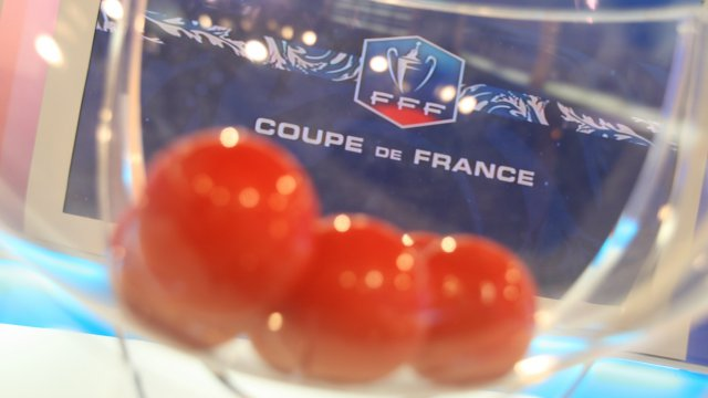 R sultats du tirage du 8 me tour de la coupe de france france 3 champagne ardenne - Coupe de france resultat direct ...