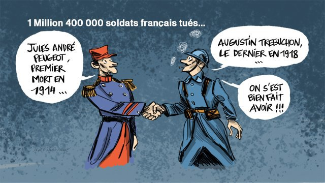 © Dessin : Daniel Casanave - France 3 Champagne-Ardenne