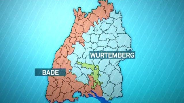 Le land du Bade-Wurtemberg / © France 3 Alsace