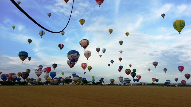 Mondial Air Ballons : Ballon vole, le webdocumentaire interactif de France 3 Lorraine