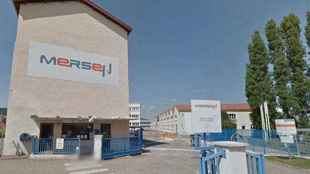 Pagny-sur-Moselle   Mersen supprime 50 postes - France 3 Grand Est 23704ad99ff