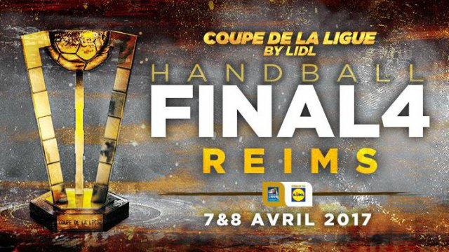 © Coupe de la Ligue de handball - Final4