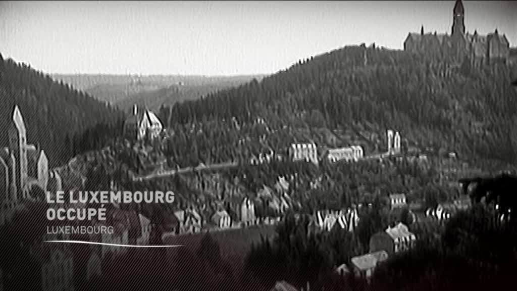 Histoires 14-18 : le Luxembourg occupé