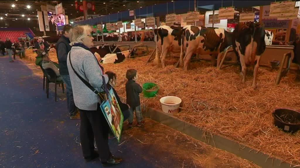 Salon International de l'agriculture : premières ambiances et photos de l'édition 2017