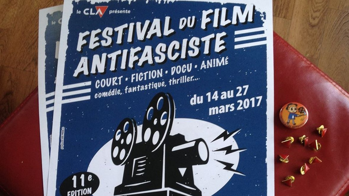 © Via Facebook Festival du Film antifasciste