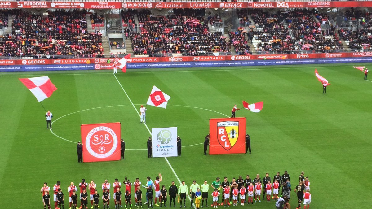 Reims versus Racing Club de Lens : match à hauts risques