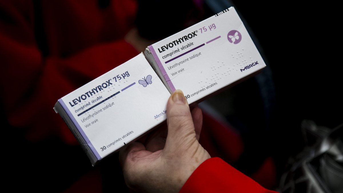 Levothyrox : certains patients français s'en procurent en Allemagne