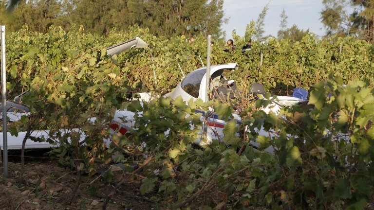 Corse : Quatre Alsaciens meurent dans un accident d'avion
