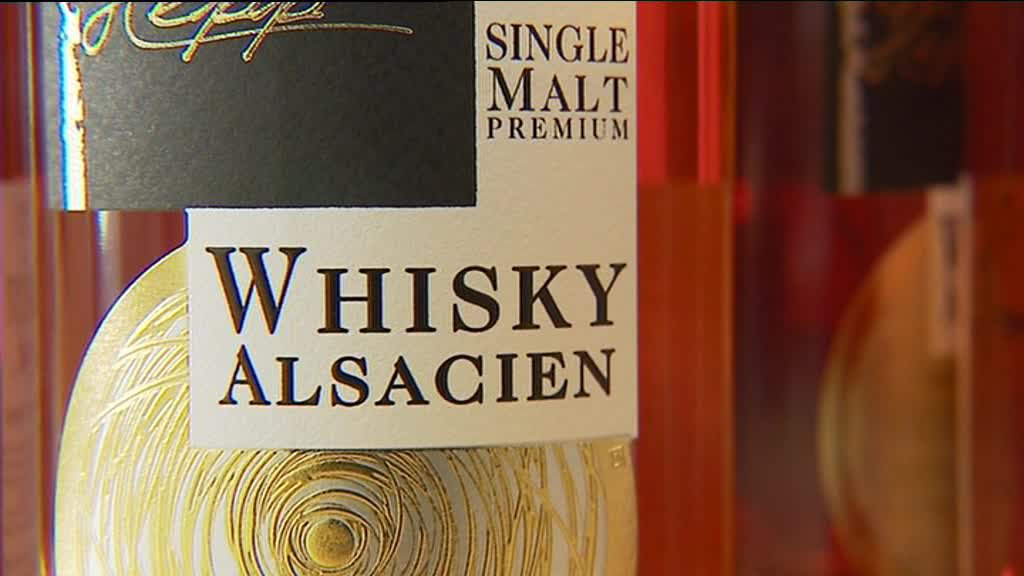 Le whisky made in Elsass