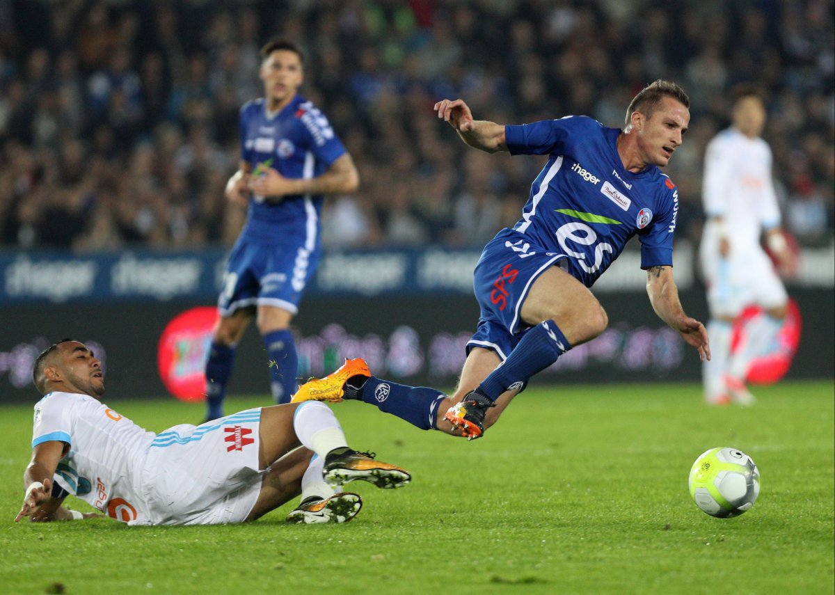 """Racing-OM, 3-3 : """"Il faut féliciter les Strasbourgeois"""""""
