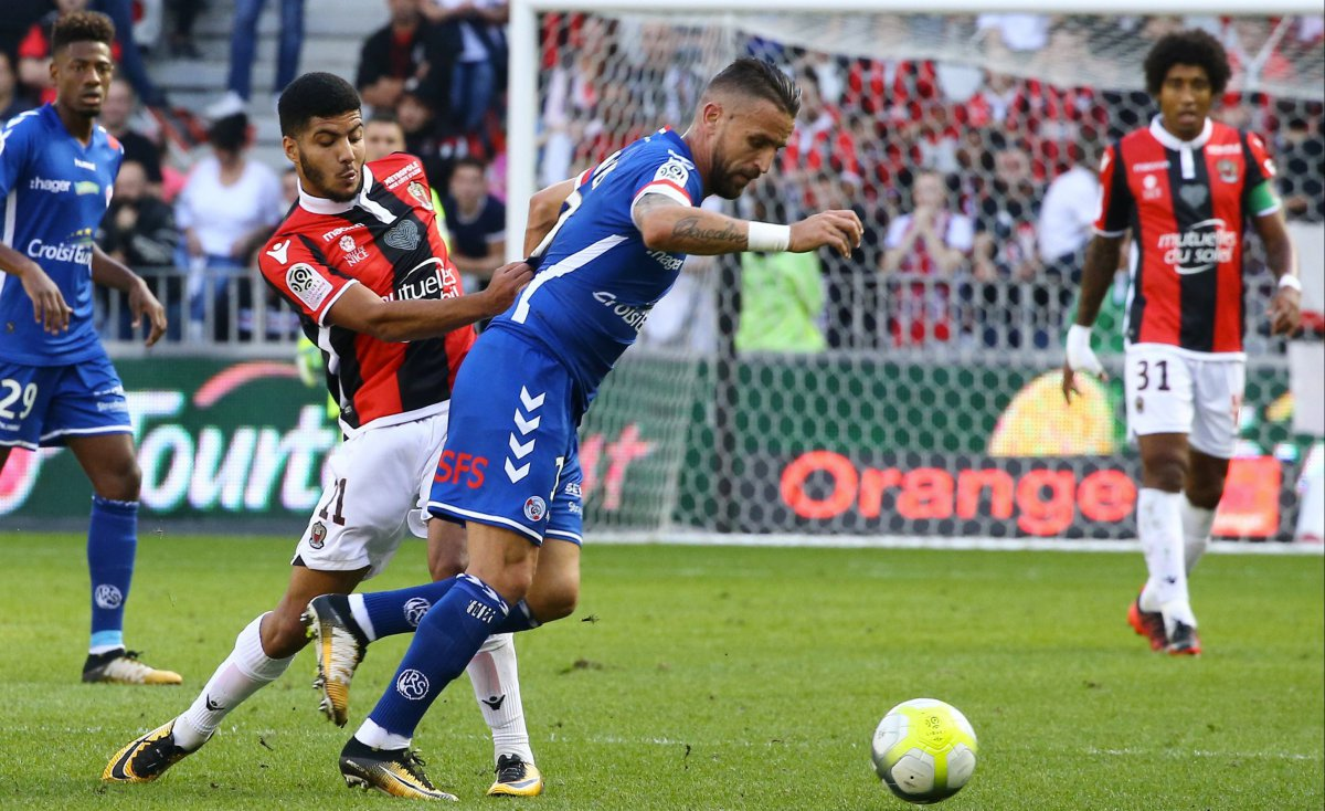 Football : A Nice, le Racing s'offre une embellie