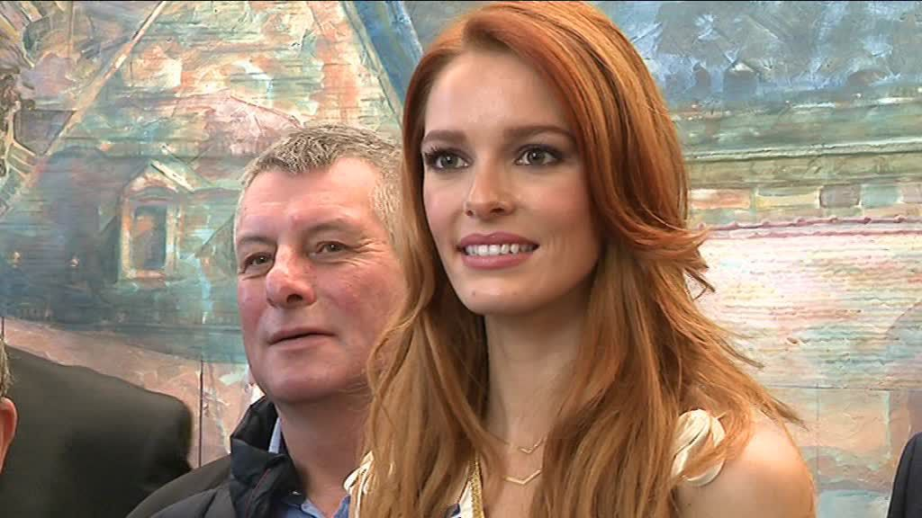 Miss France 2018 en visite à Saint-Avold