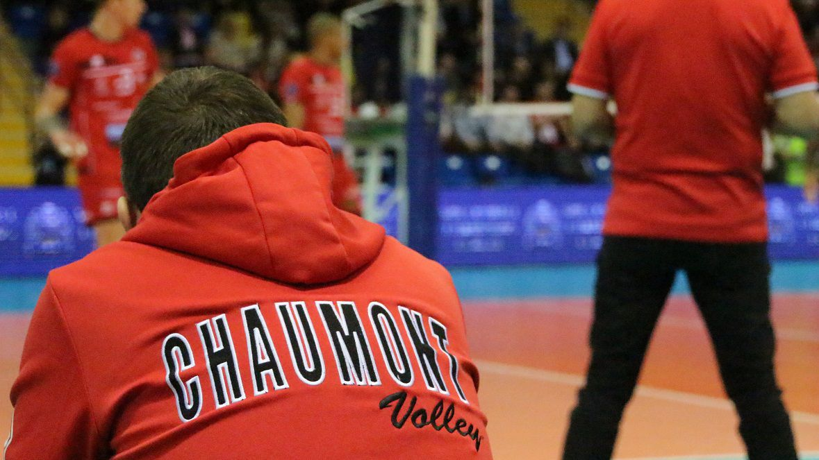 En images. Revivez le match Chaumont-Novosibirsk en Ligue des Champions de volley-ball