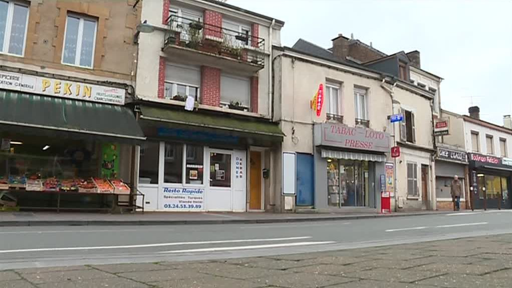 Rue Chanzy - Nouzonville / © Alexis Dumoulin - France 3 Champagne-Ardenne