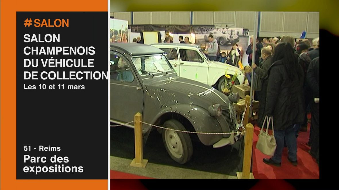 SORTIR. 31ème Salon Champenois du Véhicule de Collection à Reims