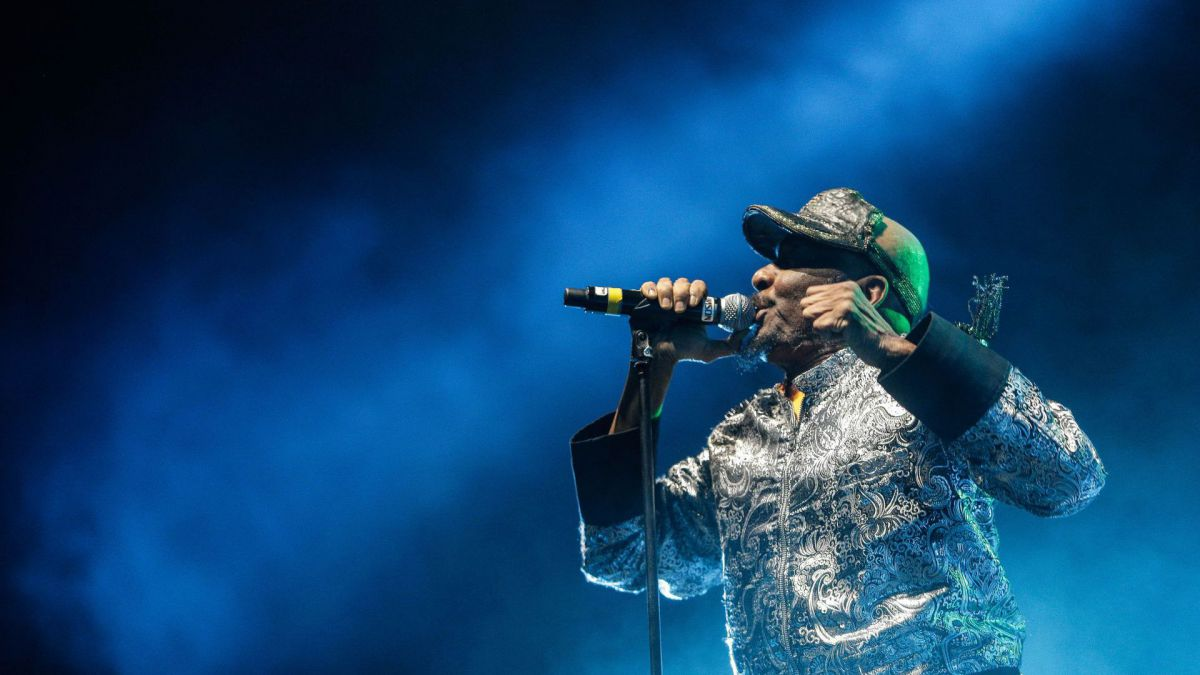 Jimmy Cliff passe par Nancy en octobre 2018 ! / © THIBAUD MORITZ / AFP