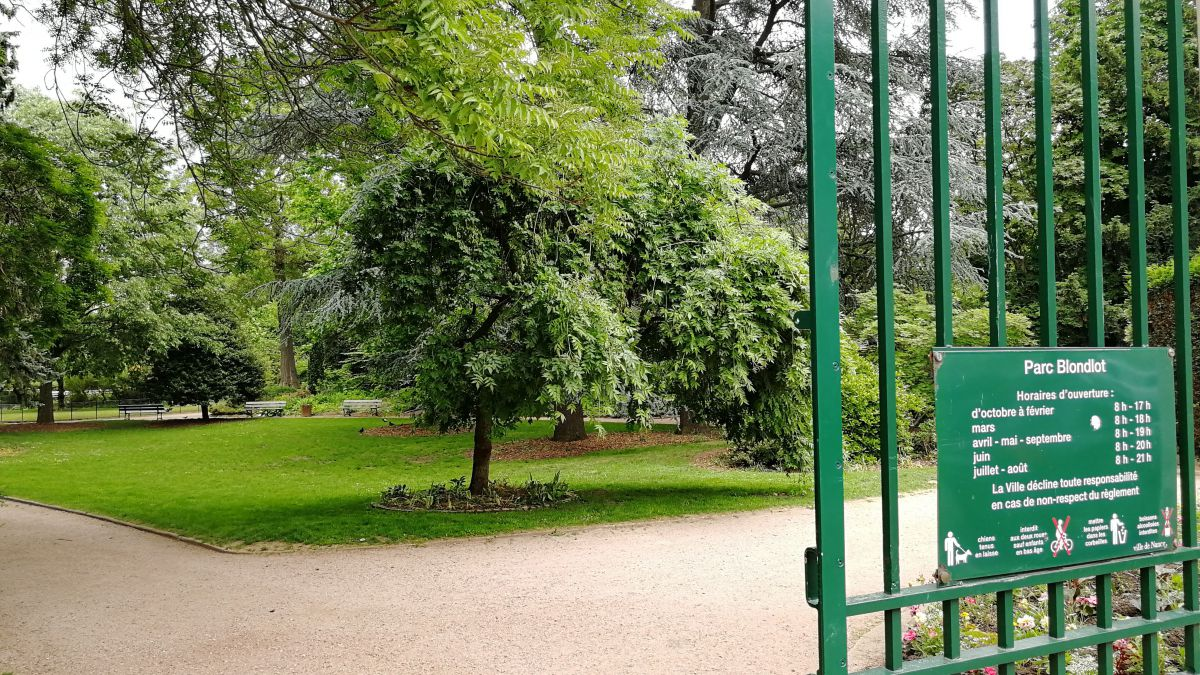 Nancy : le parc Blondlot interdit aux fumeurs