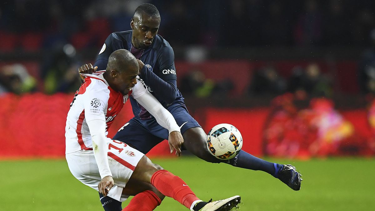 Maillot THIRD AS Monaco Djibril SIDIBE