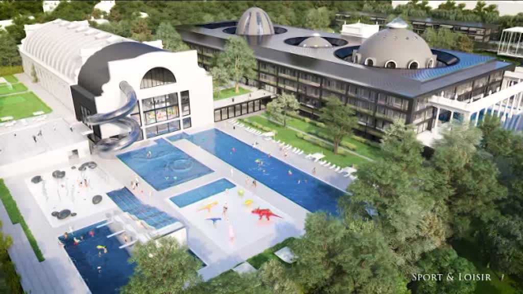 Le projet grand nancy thermal d voil france 3 grand est - Piscine ronde nancy thermal asnieres sur seine ...