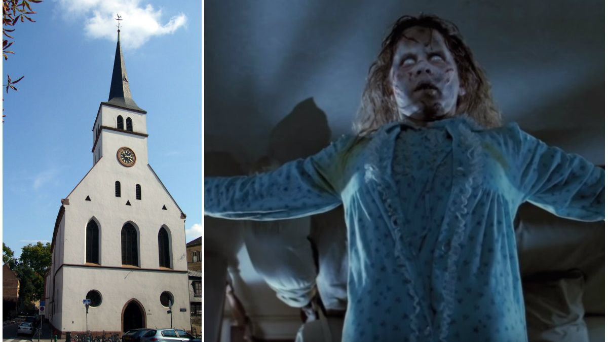 "Strasbourg : des protestants disent oui à la projection de ""L'Exorciste"" en l'église Saint-Guillaume"