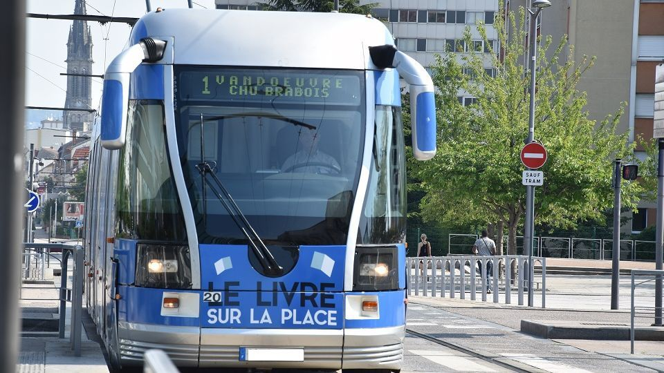 Nouveau tramway métropolitain du Grand Nancy : avis favorable mais