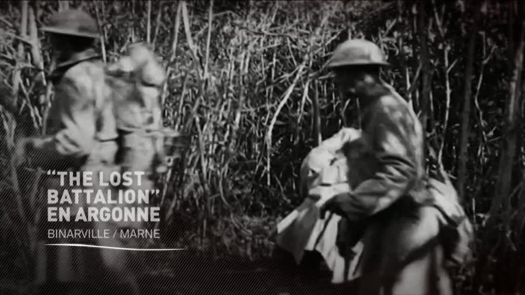 History and Rhymes of the Lost Battalion,