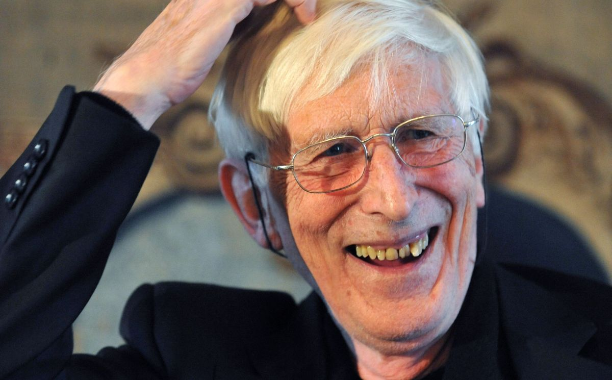 Tomi Ungerer / © Rolf Haid/Max PPP