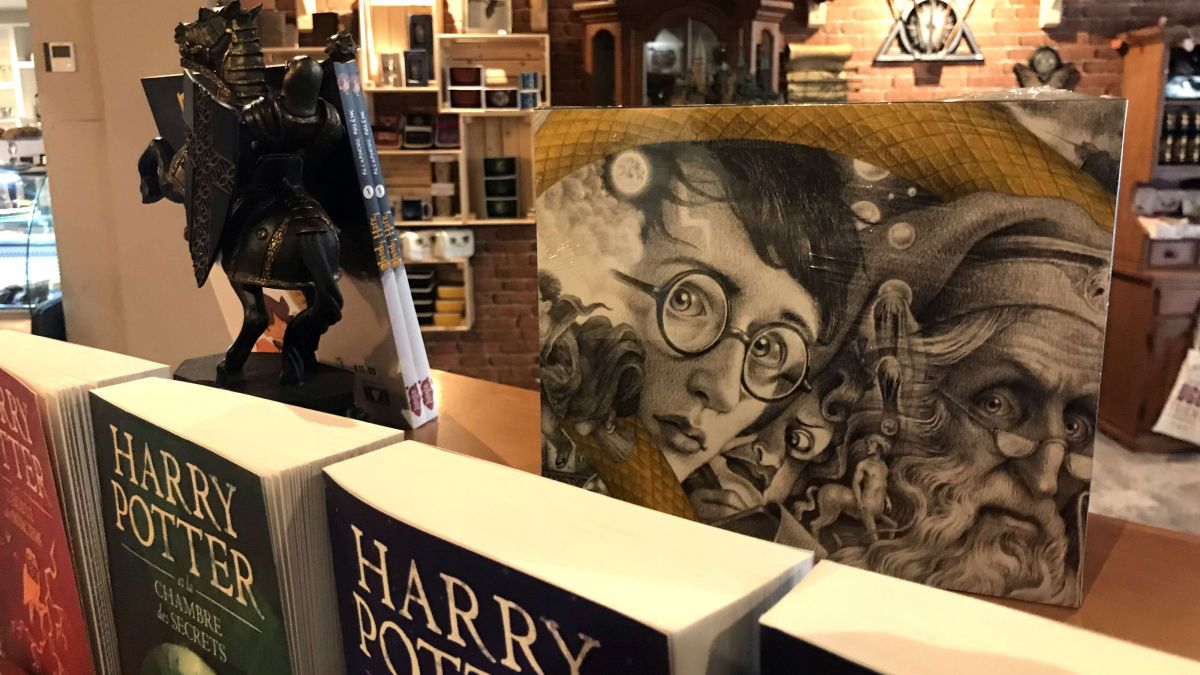 A Mulhouse, les fans de Harry Potter ont leur magasin