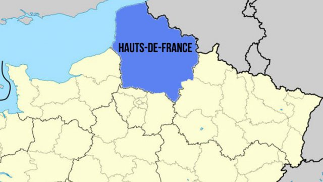 Hauts de france quel nom pour les habitants quel logo for Haute de france