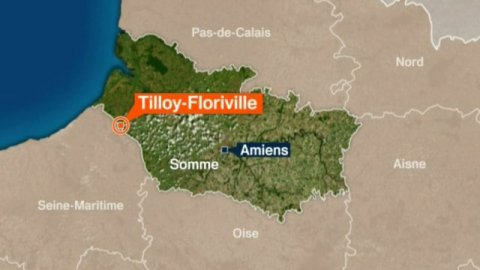 Tilloy-Floriville (80) : accident mortel, une fillette décédée