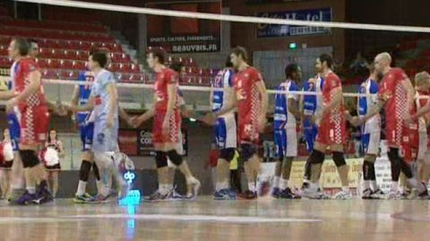 Volley-ball : le BOUC s'impose face à Nantes 3 à 1