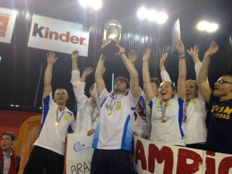 Badminton : le club de Chambly champion de France