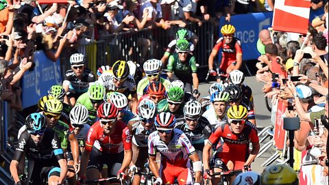 Tour de France : étape 4  Seraing - Cambrai en direct live streaming