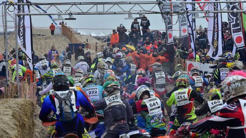 L'Enduropale du Touquet 2016 : 41e édition en 41 photos