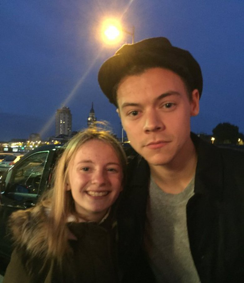 Harry styles datant fille suédoise